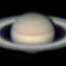 Saturn Through the Jetstream,                                Chappel Astro