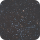 M38 and Abell 9 in Auriga. A last light from the 200p,                                Pat Rodgers