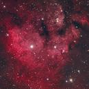 NGC 7822 in Cepheus,                                Jon Talbot