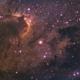 SH2-155 ( Cave Nebula ),                                John Leader