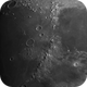 A High Resolution Moon Mosaic,                                Astroavani - Ava...