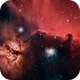 Horse Head Nebula Region [HaRGB],                                Dean Carr