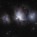 Orion Nebula M42,                                Andy King