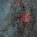 IC 1396 Extreme Widefied,                                Juan Lozano