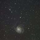 M101, The Pinwheel Galaxy,                                Frank Headley