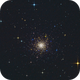 M31 The Great (Globular) Star Cluster in the constellation of Hercules,                                Phil Swift