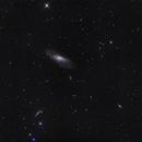 Around M106,                                litobrit