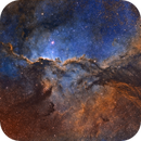 NGC 6188 Hubble Creation,                                Stefan Westphal