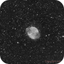 Messier 27 - HA,                                Gerson Pinto