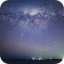 Milky Way Descending over the Mornington Peninsula,                                Bruce Rohrlach