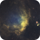 Sh2-88 in Constellation Vulpecula in SHO,                                Douglas J Struble