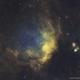 Sh2-88 in Constellation Vulpecula in SHO,                                Douglas J Struble