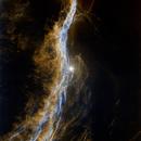 Veil Nebula,                                Christopher Maier