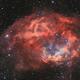 SH2-261 Lowers Nebula,                                Frank Iwaszkiewicz