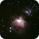 Orion Nebula - Live Stacking with the ASIAir Pro on the fly,                                Rob Calfee