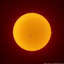Solar Sun Sonne am 02.06.2021,                                Steve Bemmerl