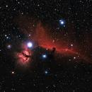 Horsehead and Flame Nebulae,                                gmartin02
