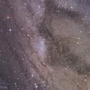 NGC206 in M31,                                Sascha Schueller