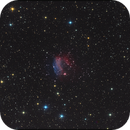 SH2-174 in halpha, [OIII], LRGB,                                Gottfried Meissner