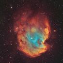 NGC 2175 en HOO,                                kaeouach aziz
