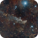 Witch Head Nebula (ultra-wide),                                James Newman