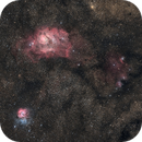 M8 (Image Acquisition by Jim Misti and Steve Mazlin) PI practice,                                Barry Wilson