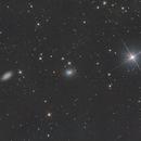 NGC 3733, NGC 3738 , GC 3756 and lots of little friends,                                Jeroen Moonen