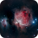 Orion Nebula,                                Daniel Caracache