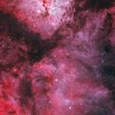 Eta Carinae Nebula,                                jeff2011
