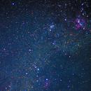 NGC 3372,                                Augusto