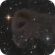 LBN777 - Happy Lil' Ghost Nebula,                                Jonathan W MacCollum