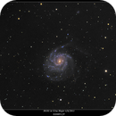 M101 LRGB PS 462011,                                rigel123