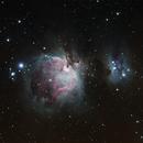 M42 Orion nebula,                                Audrius