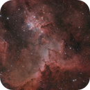 Melotte 15 in IC 1805,                                pete_xl
