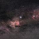 Cygnus Region,                                Makár Dávid