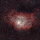 M 8 NEBULA,                                Nicolas PUIG