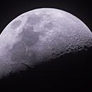 First Quarter Moon,                                Christiaan Berger