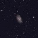 M-109 (NGC-3992) Barred Spiral Galaxy in Ursa Major,                                Stargazer66207