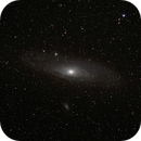 M31 Andromeda Galaxy,                                Tony Blakesley