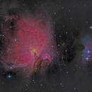 M42 (The Orion Nebula),                                Eric Solís