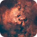 NGC 7822 Demon Head Nebula,                                Matthew Enrietta