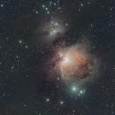 """M42 """"The Great Orion Nebula,                                John Massey"""