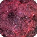 Nébuleuse de la tromp IC1805,                                Frédéric Tapissier