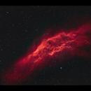 California Nebula (NGC1499) HaRGB,                                Göran Nilsson