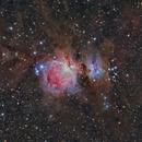 M42 & NGC1975,                                Emanuele Todini