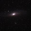 Andromeda M31,                                wbean