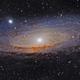 M31 Mosaic reprocessed,                                Stefan Muckenhuber