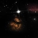 Nebulosa da Chama e do Cavalo,                                Wagner