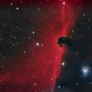 Horsehead Nebula,                                Chad Andrist