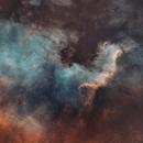 North America Nebula SHO,                                Graham Roberts